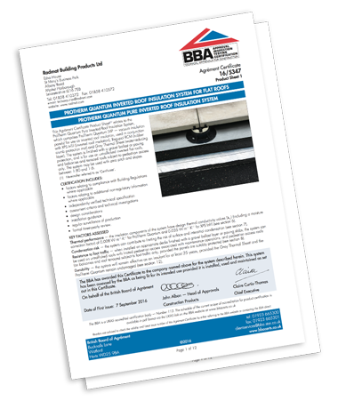 BBA-ProTherm Certificates
