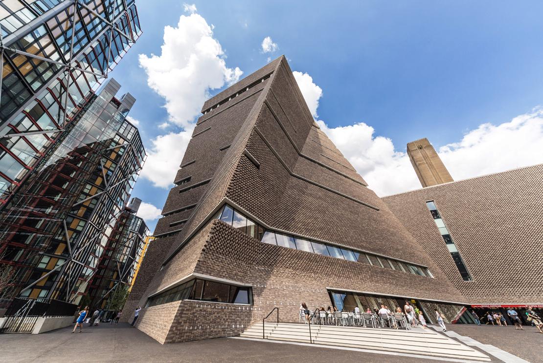 Tate Modern Extension Radmat