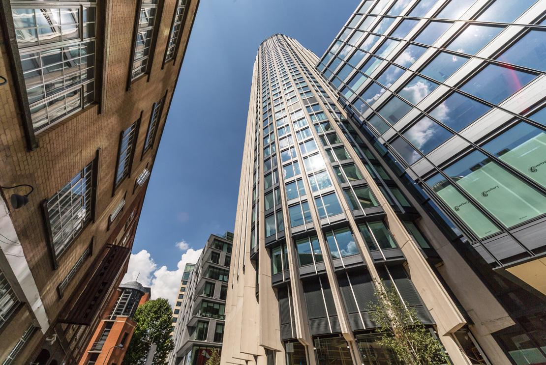 Southbank Tower Radmat