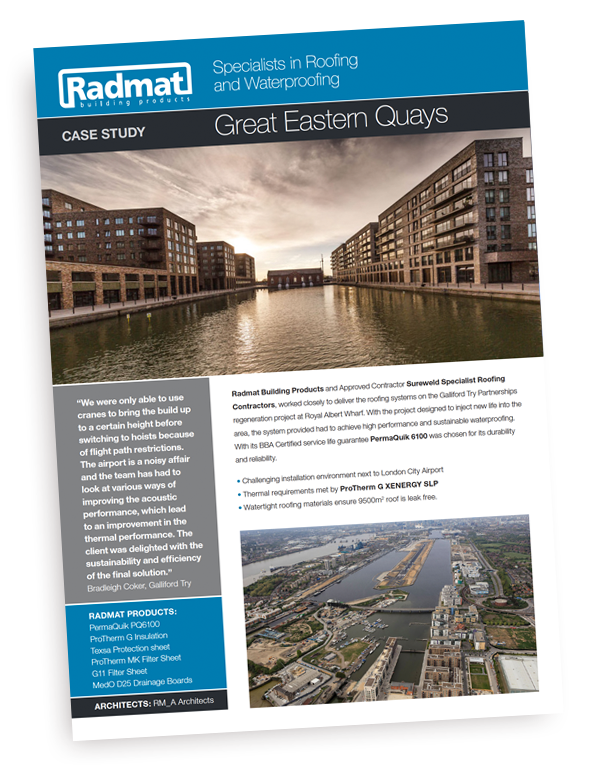 Great Eastern Quays-Study