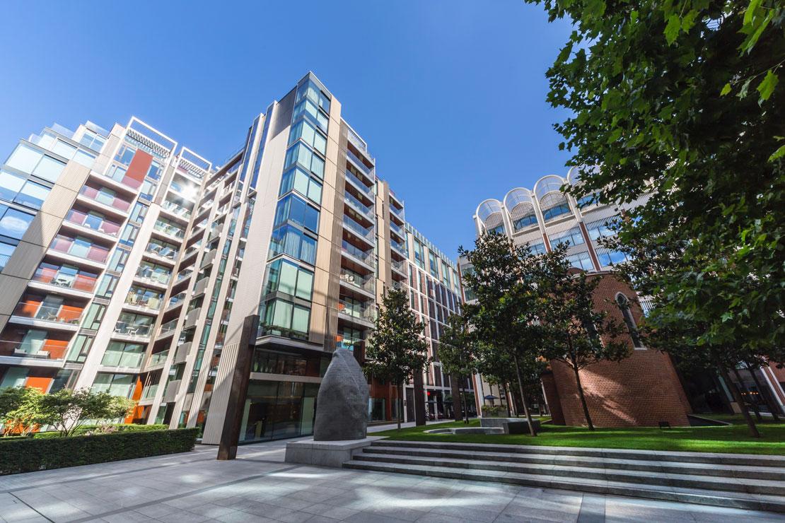 Fitzroy Place Fitzrovia Radmat