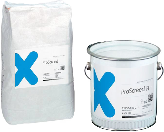 ProScreed X Levelling Screed